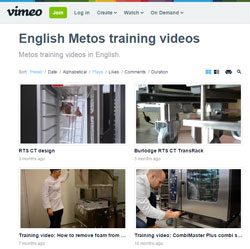 Metos videos in Vimeo