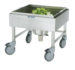 4250002 | Salad washing trolley  Metos  500