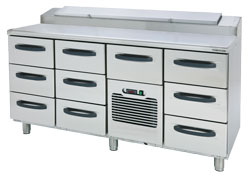 4321054 | Cold drawer | Proff2STH1600-GN3x3-MGH