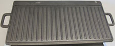 Valurauta-alusta  53,5x24,2/1016904 | Cast iron grill griddle