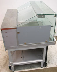 Myyntilasikko Metos Techno K10 1250 230V1~ | Vending glass display Metos Techno K10 1250 230V1~