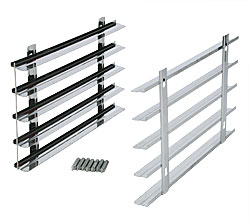 3595966 | Baking plate rails  5x 450*600 Metos Chef 200 |