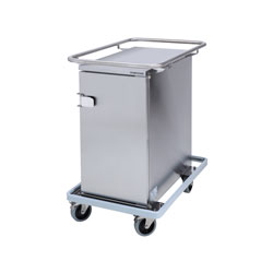 3756377 | Food transport trolley Metos Termia 1000 HN with 125 mm wheels |