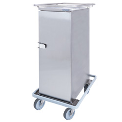 3756686 | Food transport trolley Metos Termia 1500 HN with 160 mm wheels |