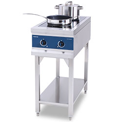4000270 | Induction range Metos EcoKitchen IND-E0P-L3500x2U |