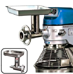 4025026 | Meat mincer Metos VH-12 for Spar mixer 10 to 80 litres |
