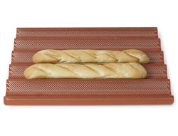 4131222 | Baguette plate, 5, Metos Non-stick 450*600 |