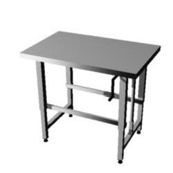 4136130 | Height adjustable table Metos ATHM1065 manual |