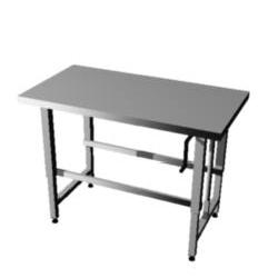 4136131 | Height adjustable table Metos ATHM1265 manual |