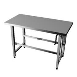 4136132 | Height adjustable table Metos ATHM1365 manual |