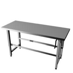 4136133 | Height adjustable table Metos ATHM1665 manual |