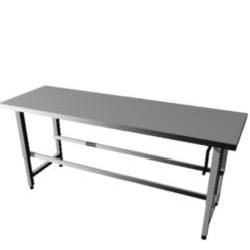 4136134 | Height adjustable table Metos ATHM2065 manual |