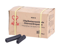 4149952 | Charcoal box 10 kg Metos Rest Charcoal Briquet |