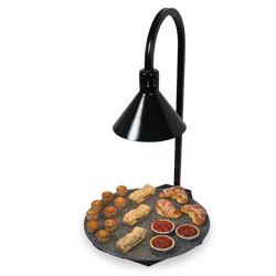4172946 | Heated stone with lamp Metos GRSSR20 |