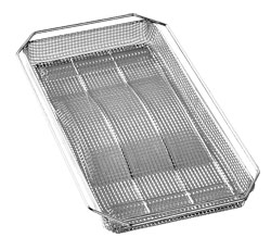 4193829 | Deep frying basket 1/1 Metos System Rational |
