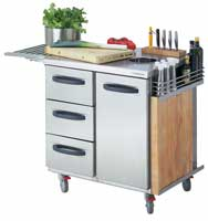 4204290 | Chef's station Metos Proff CS 800 |