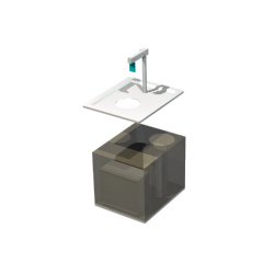 4213325 | Ūdens dispensers Metos D-I WD |
