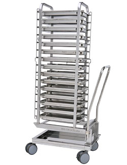 4214655 | Mobile rack Metos SelfCooking Center/CombiMaster 201/16 Bake |