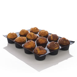 4215177 | Muffin mould GN1/1 Metos System Rational (12 pcs) |