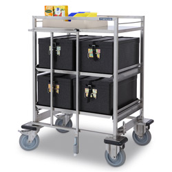 4215912 | Supplement food trolley Metos BB4 |