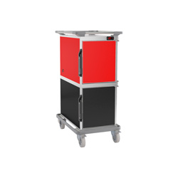 4216498 | Food transport trolley Metos Thermobox SE120 ZSE (4+4) |