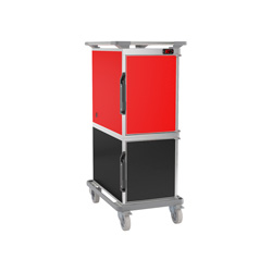 4216500 | Food transport trolley Metos Thermobox SE150 ZSE (4+6) |