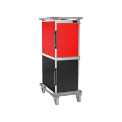4216504 | Food transport trolley Metos Thermobox SE180 ZSE (6+6) |