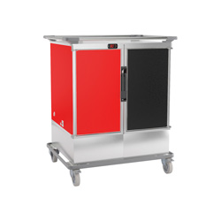 4216508 | Food transport trolley Metos Thermobox SE240 ZSE (8+8) |