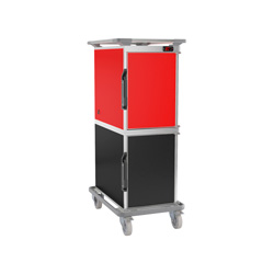4216514 | Food transport trolley Metos Thermobox SF180 ZSF (6+6) |