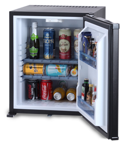 Refrigerator Metos Minibar XC-38N with solid door
