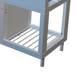 4246261 | Stand with grind shelf to  Metos WD-T60 |