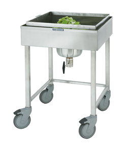 4250004 | Salad washing trolley  Metos  800