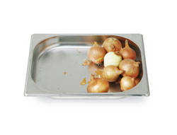 4255024 | GN container Metos GN1/2-40, stainless steel |