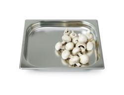 4255069 | GN container Metos GN2/3-40, stainless steel |
