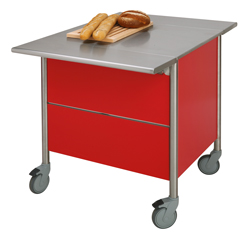 4309834 | Serving Trolley Metos Corona SB 800 |