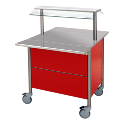 4309842 | Serving Trolley Metos Corona N 800 |