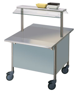 4309844 | Serving Trolley Metos Corona N 800/750 |
