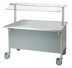 4309848 | Serving Trolley Metos Corona N 1200/750 |
