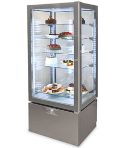 4310580 | Vertical cold display Metos Luxor KP8Q |