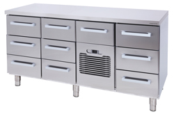 4321006S | Cold Drawer Metos Classic NT1600-GN3-GN3-MGH-GN3 |
