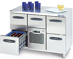 4321012 | Beverage drawer Metos Proff2NT1200-BO2-MBO-BO2 |