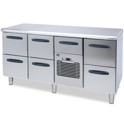 4321014 | Beverage drawer Metos Proff2 NT1600-BO2x3-MBO |