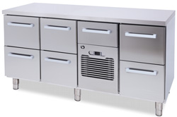 4321014S | Cold Drawer Metos Classic NT1600-BO2x2-MBO-BO2 |