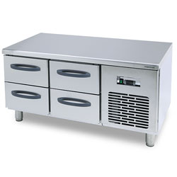 Grill drawer cupboards
