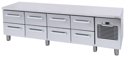 4334036S | Cold Drawer Metos Classic GR-2000-GN2L-GN2L-GN2L-GN2L-MU |