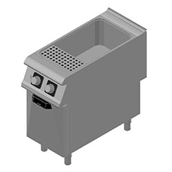 4343576 | Pasta-cooker Metos Diamante D92/10CPE with one 40L basin |