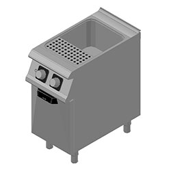 4344108 | Pasta-cooker Metos Diamante D72/10CPE with one 28 litres bas |