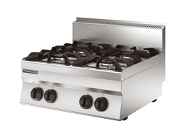 4391468 | Gas range Metos OC67G |