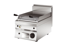4391546 | Lava rock grill Metos OGPL64G |