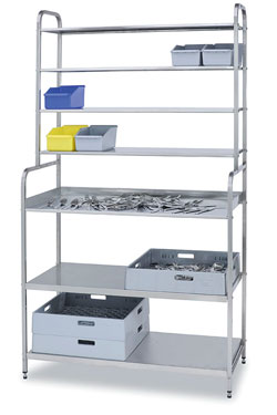 Cutlery sorting racks